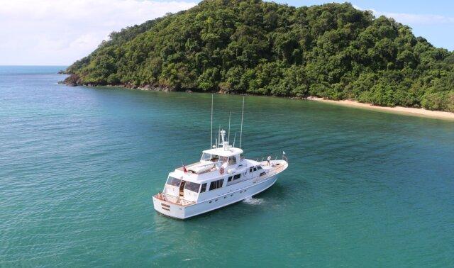 Charter BAHAMA Luxury Yacht
