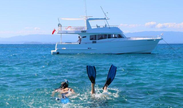 Charter MONSOON Luxury Yacht