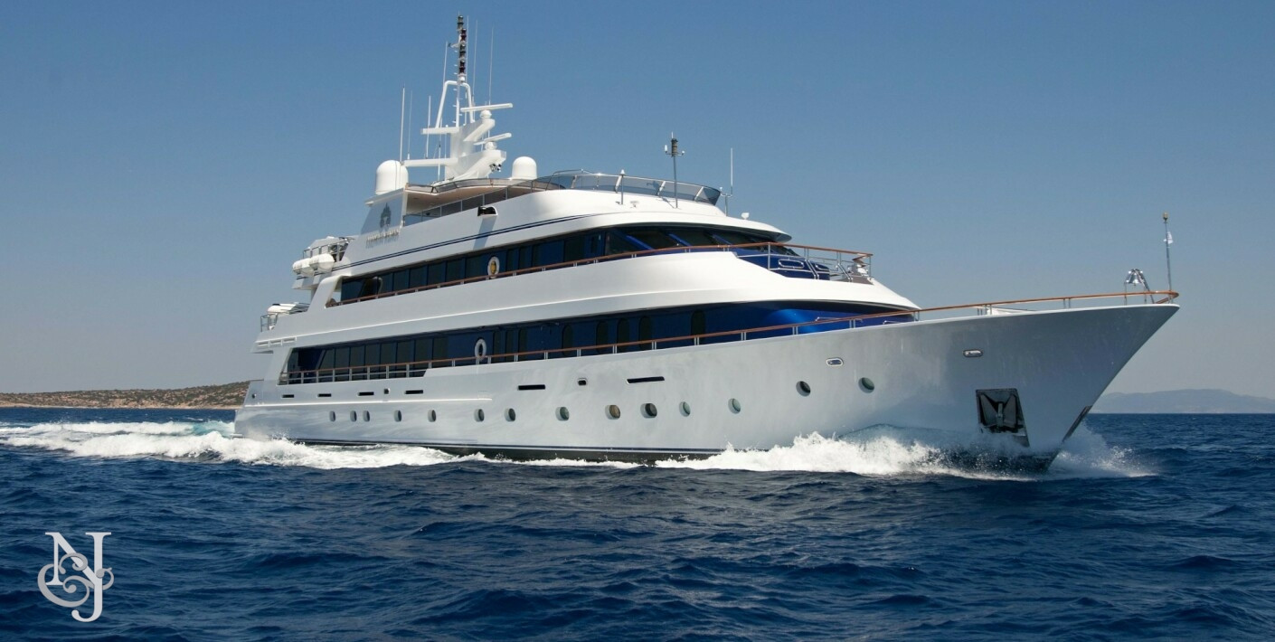 Ionian Princess Yacht For Sale Christensen Luxury Motor Yacht