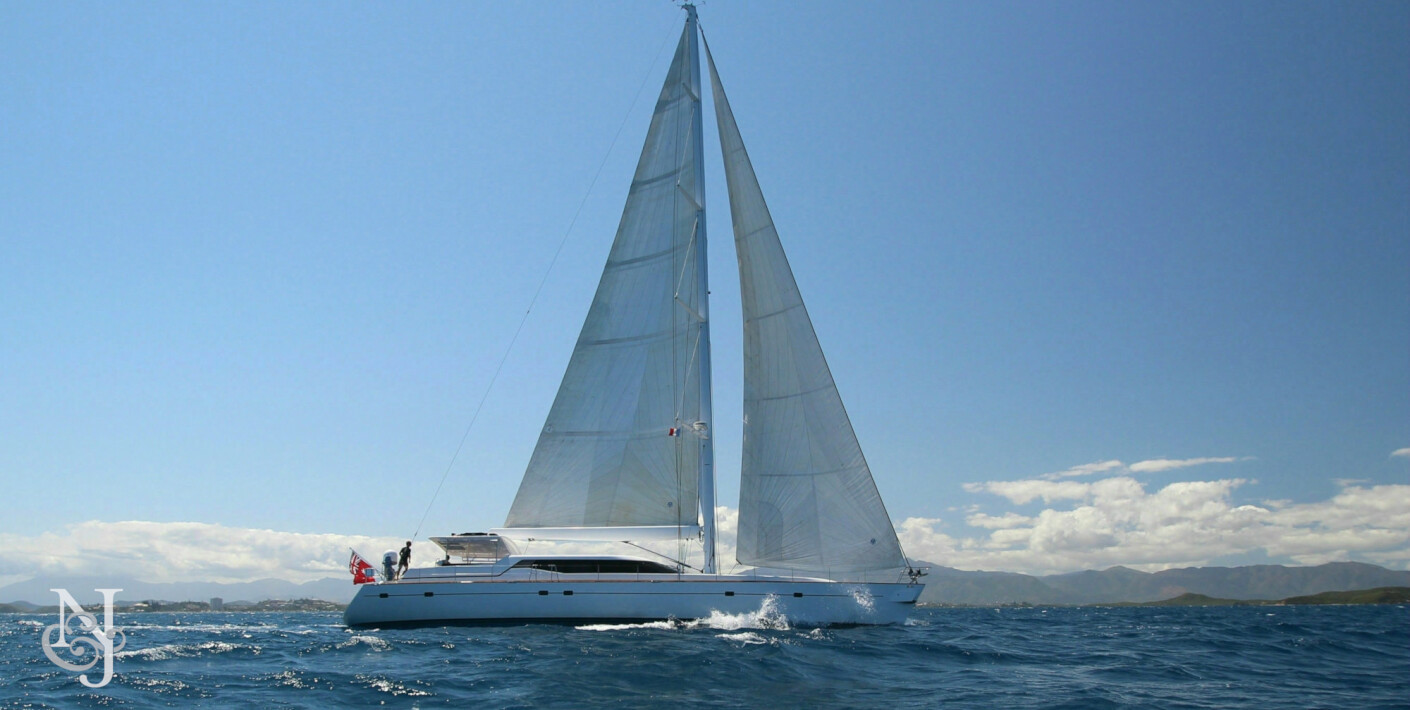 CHINA GROVE II Yacht For Sale