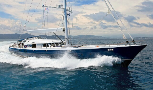 MITseaAH  Luxury Super Yacht For Sale