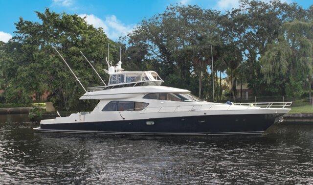 UNSINKABLE II Yacht for Sale | 72 McKinna 2006