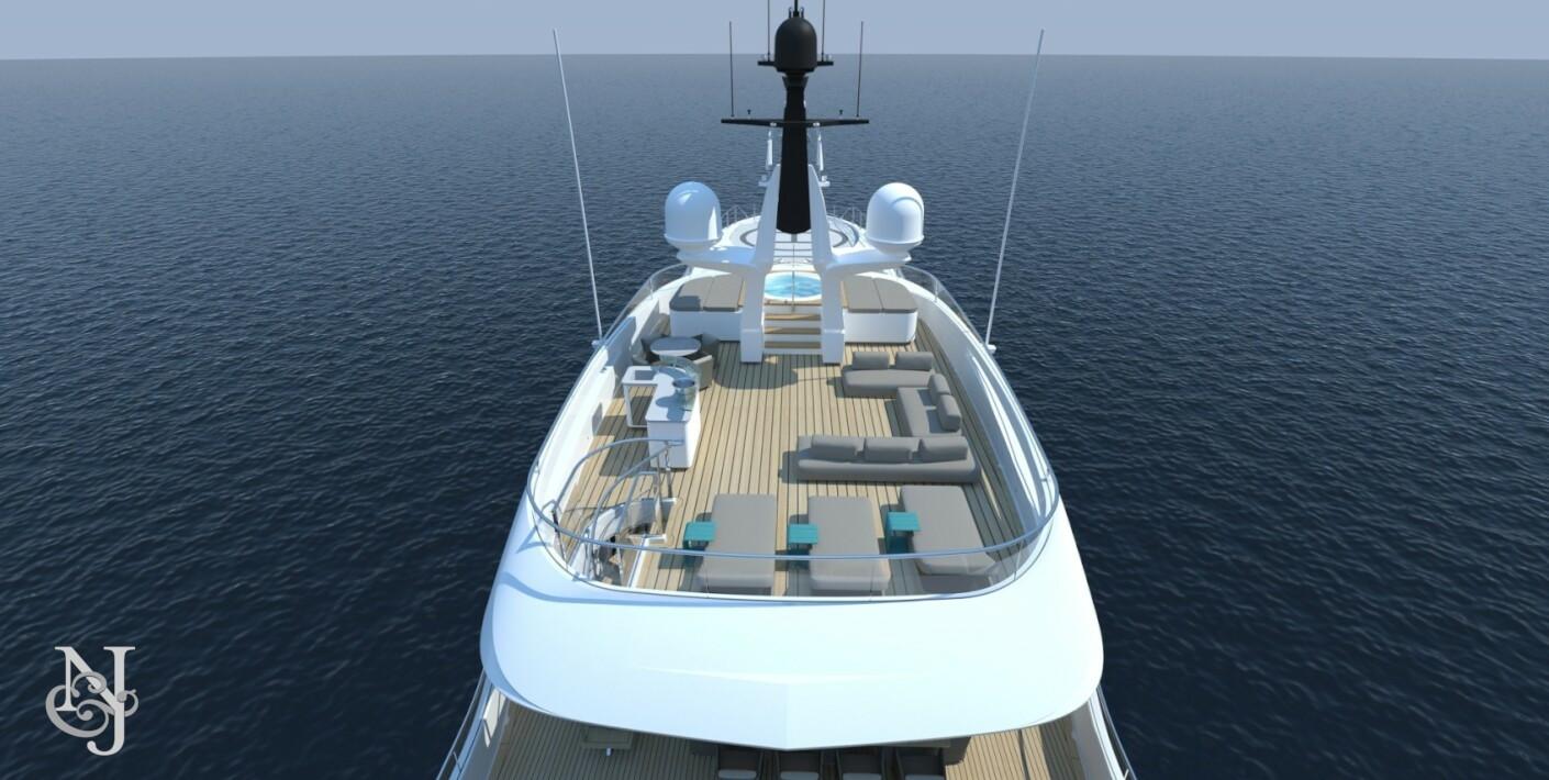 Northrop And Johnson >> Luxury Superyacht Wider 165 For Sale | Northrop & Johnson