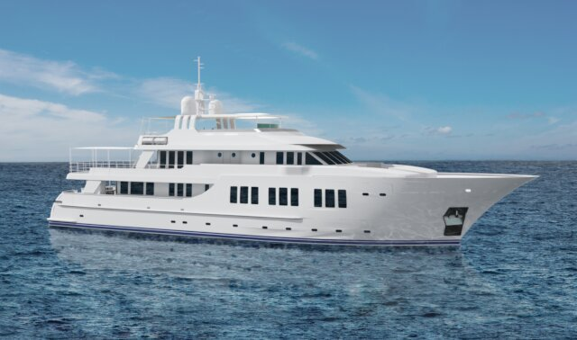 PROJECT MAGELLAN Luxury Super Yacht For Sale