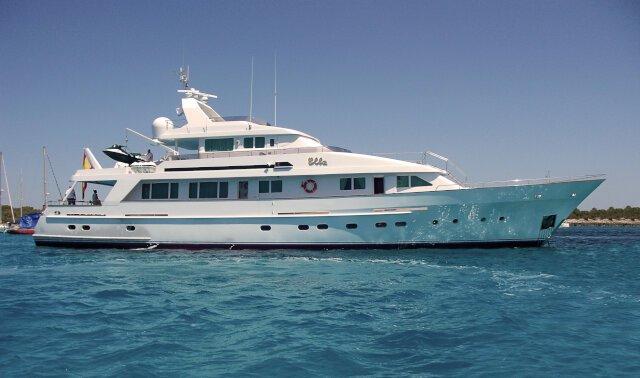 ELBA Luxury Super Yacht For Sale