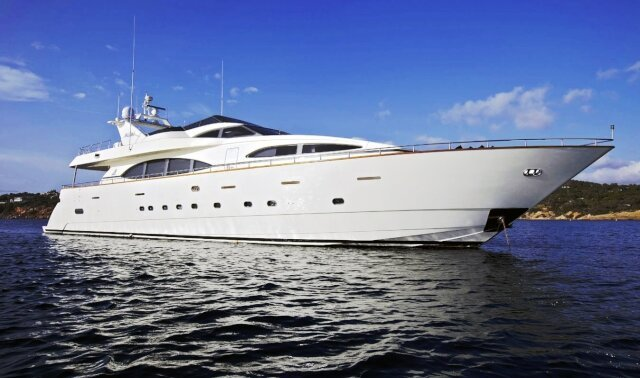 Charter LADY PAMELA Luxury Yacht
