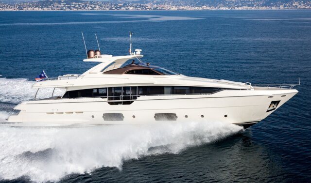 MY SOO TOO Luxury Super Yacht For Sale