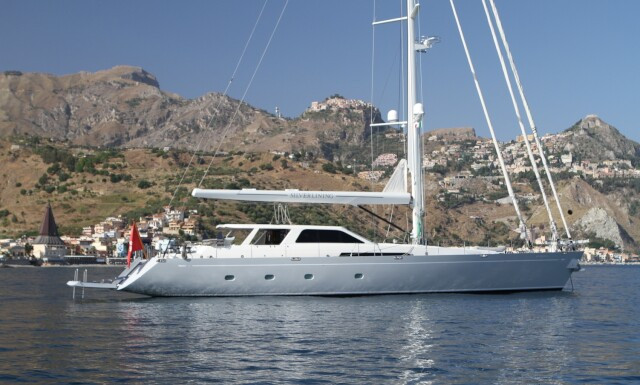 SILVERLINING yacht for sale