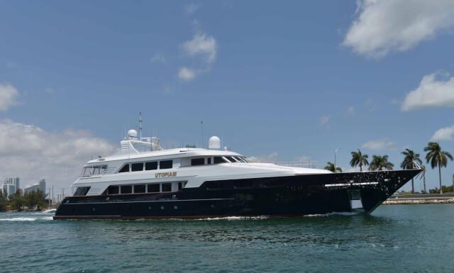 UTOPIA III yacht for sale