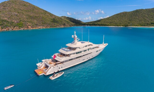 PARTY GIRL yacht for charter