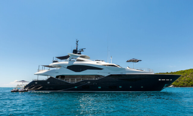 TAKE 5 yacht for charter