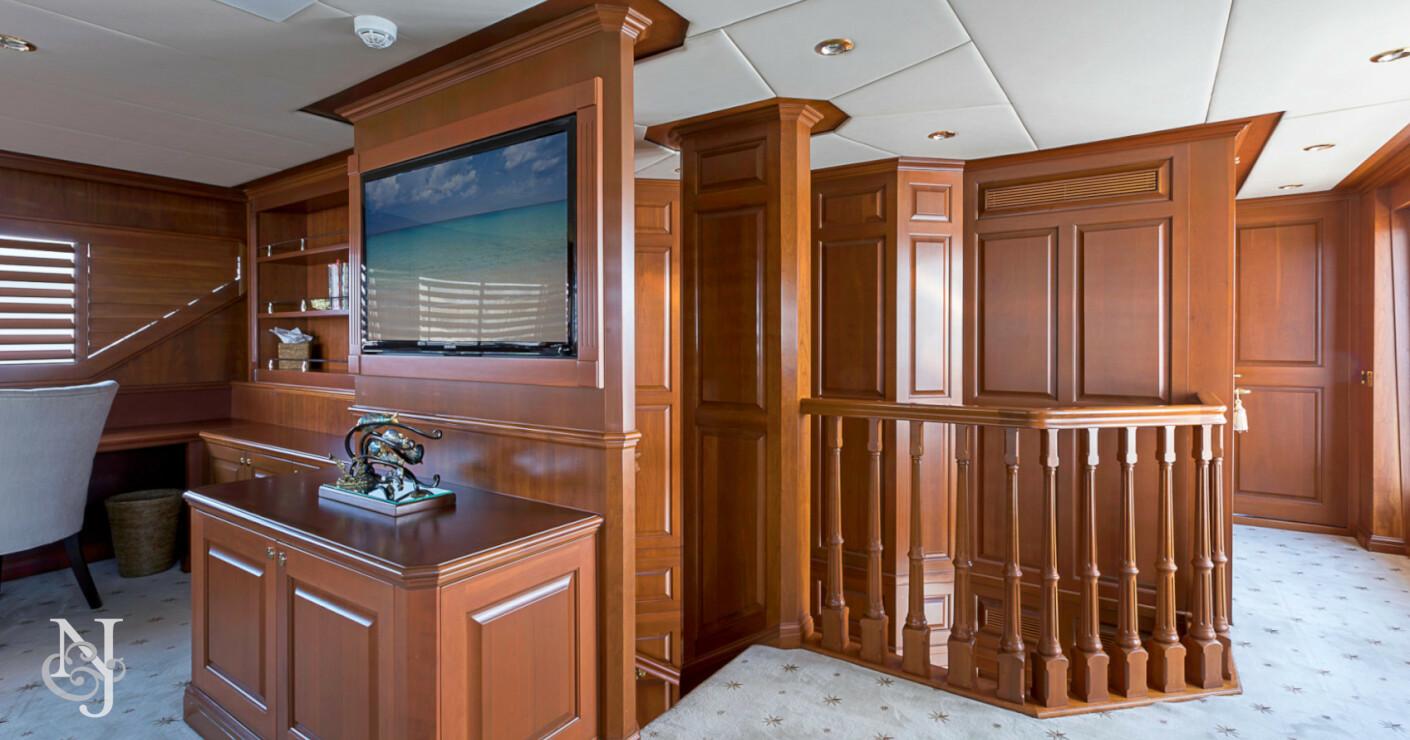 PRAXIS Yacht Charter   Feadship Luxury Motor Yacht   Northrop & Johnson