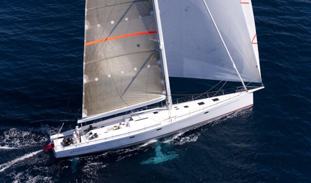 SINGULARITY Luxury Super Yacht For Sale