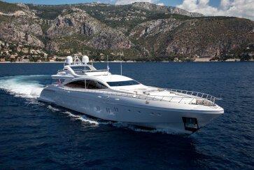 DA VINCI yacht for Charter