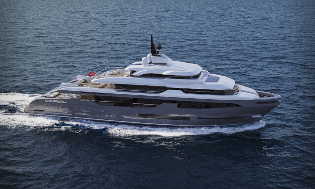 RMK 58M yacht for sale