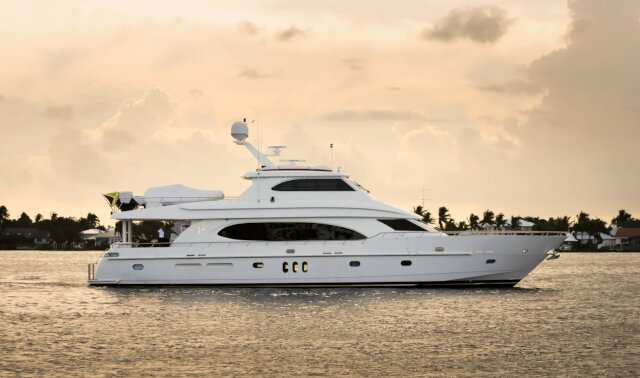 HEARTBEAT Luxury Super Yacht For Sale
