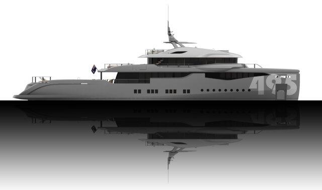 RMK 5000 EVO EXPLORER Luxury Super Yacht For Sale