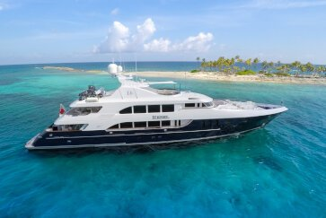 REBEL yacht for Charter