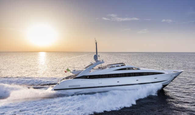 CLORINDA Luxury Super Yacht For Sale