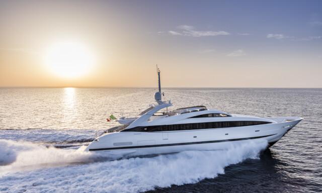 CLORINDA yacht for sale