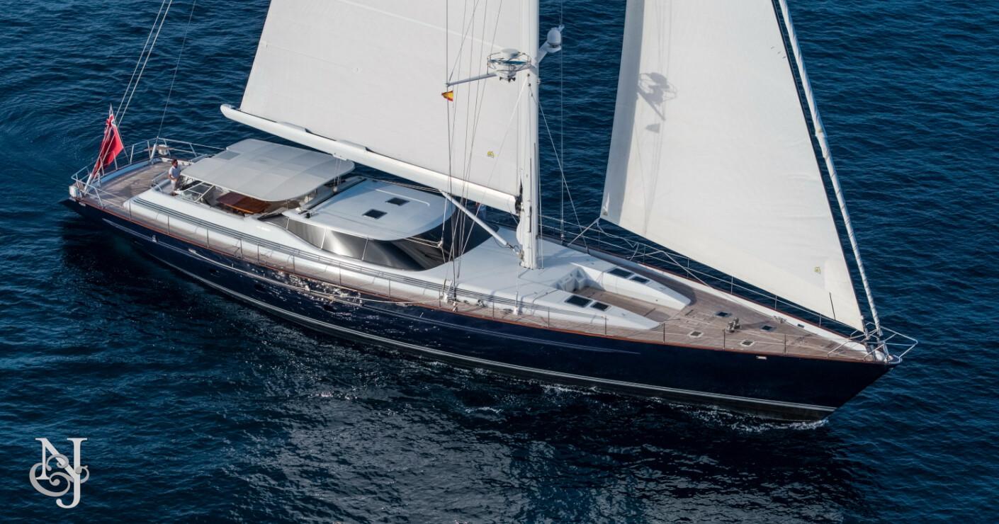 ace0ec4c0905 Luxury Sailing Yacht Sovereign For Sale