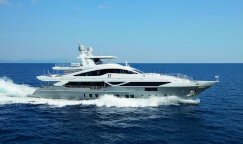 Charter `H Luxury Yacht