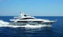 Charter `H Luxury Yacht