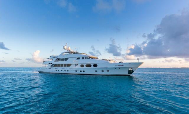 LADY JOY yacht for sale