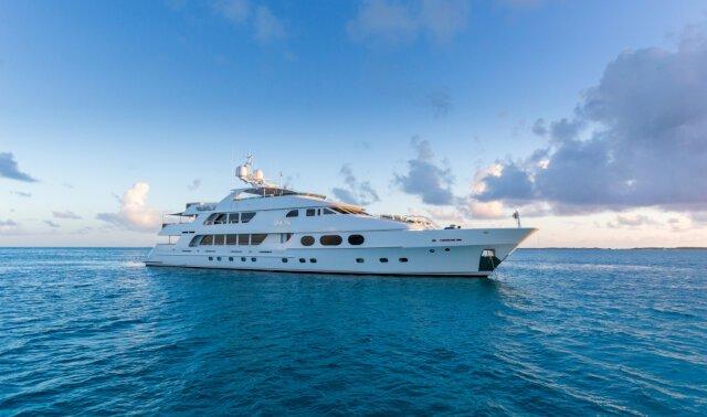 LADY JOY Luxury Super Yacht For Sale