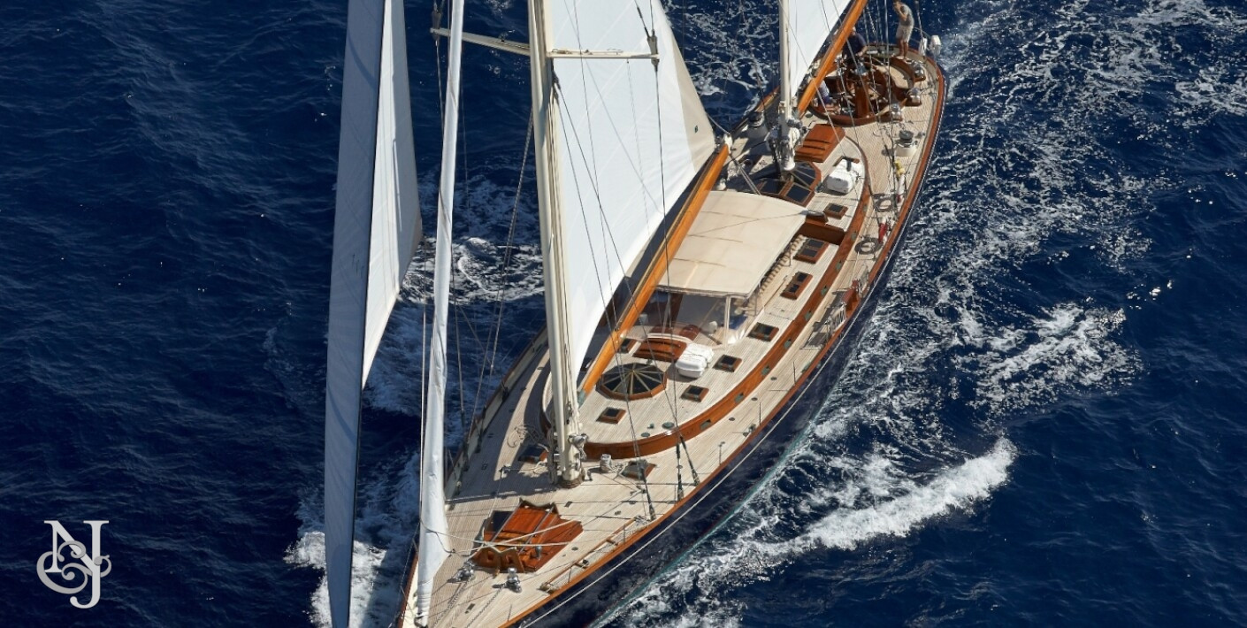 Northrop And Johnson >> SIGNE Yacht | Renaissance Yachts Luxury Sail Yacht | Northrop & Johnson