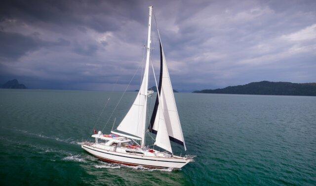 TARONGA Luxury Super Yacht For Sale