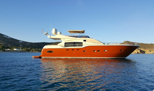 TESA Luxury Super Yacht For Sale