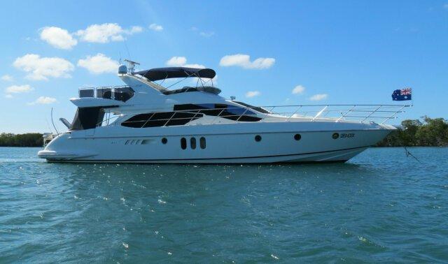 PLATINUM Luxury Super Yacht For Sale