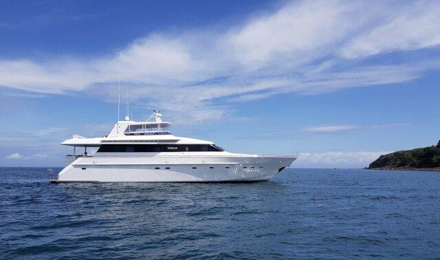 Charter TEMPLAR Luxury Yacht