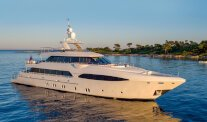 CRYSTAL Luxury Yacht For Sale