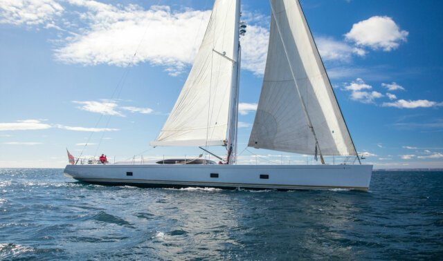ILLUSION OF THE  ISLES Luxury Super Yacht For Sale