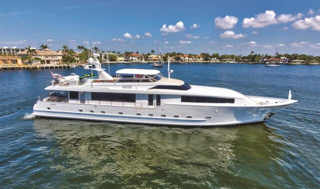 VAIVEN Luxury Super Yacht For Sale
