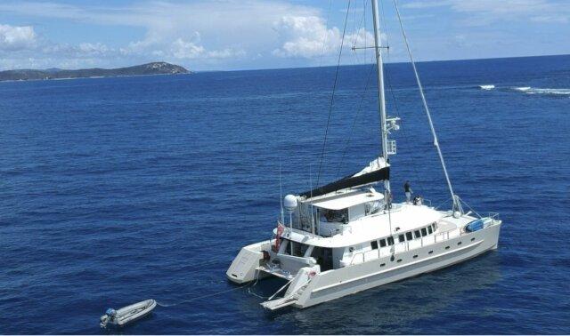 Charter JALUN Luxury Yacht