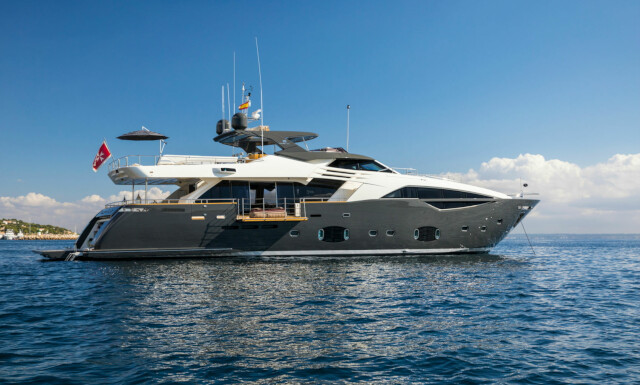 CAMPO VERDE yacht for sale