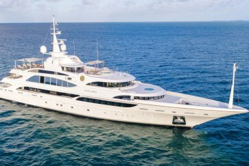 LUMIERE II yacht for Charter