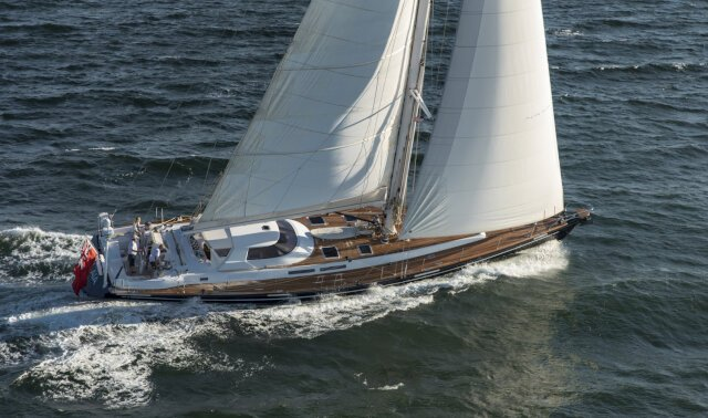 AGLAIA Luxury Super Yacht For Sale