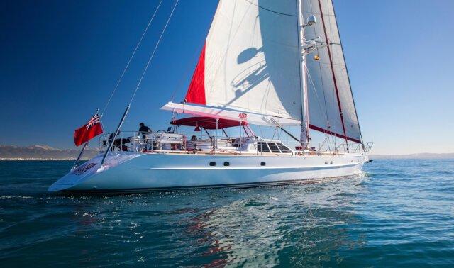 ALTA MAREA Luxury Super Yacht For Sale