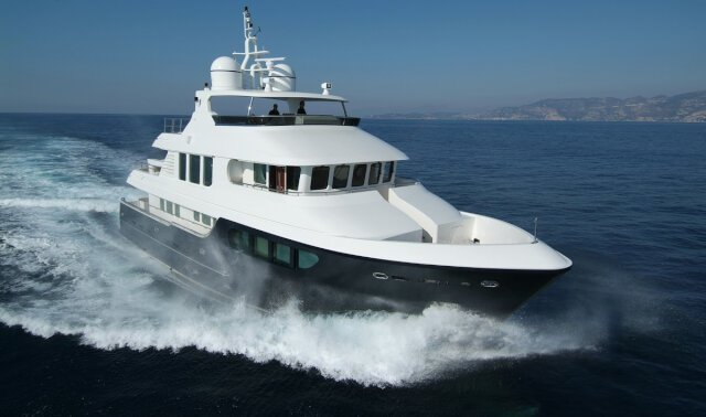 LITTLE BLUE Luxury Super Yacht For Sale