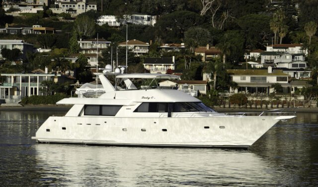 LADY O Luxury Super Yacht For Sale