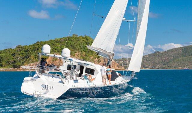 Charter BLISS Luxury Yacht