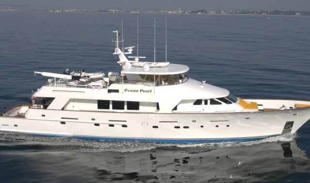 OCEAN PEARL Luxury Super Yacht For Sale