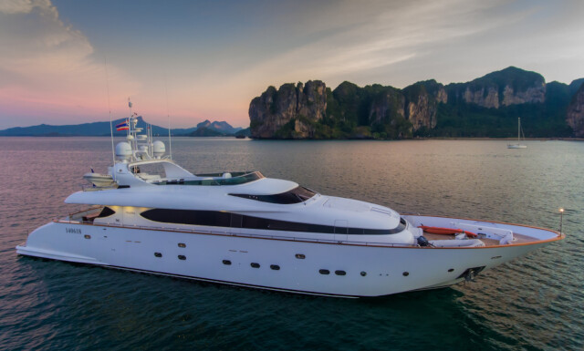 AVELINE yacht for sale