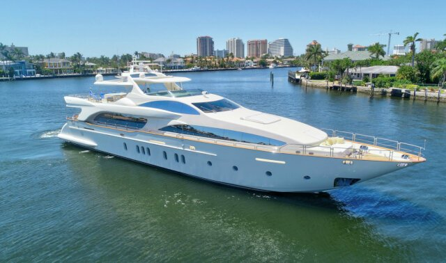 SIN OR SWIM Luxury Super Yacht For Sale