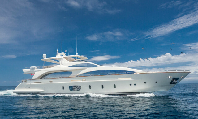AMANECER yacht for sale