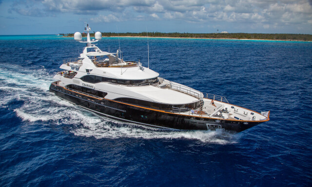 CHECKMATE yacht for sale